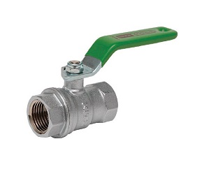 Ball Valve (600 Type/Brass)