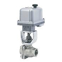 Ball Valve with 10K Electric Actuator Made of Stainless Steel EAL200-UTNE-10A