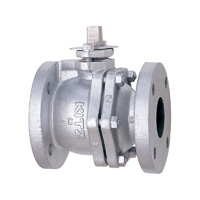 Cast Iron General Purpose 10K Ball Valve Flange