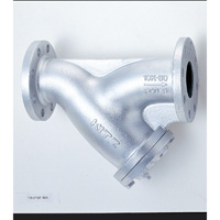 General Purpose Y-Shaped Ductile Iron 10K Strainer Flange