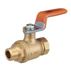 Brass-Made General-Purpose 400 Model Ball Screw Valve