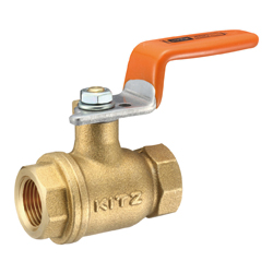 Brass-Made General Purpose 400 Model Ball Valve Screwing (Lever)