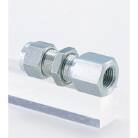 Stainless Steel High Pressure Fitting Panel Half Union