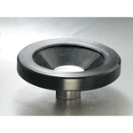 Square Rim Type Engineering Plastic Handle Wheel (YN, Y-N)