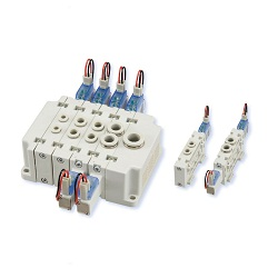 5 Port Manifold Electromagnetic Valve iB-ZERO Series, Additional Parts