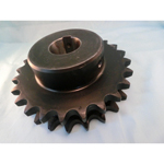 Standard Sprocket, NK60-2B Form, Semi F Series, Shaft Holes Already Established (New JIS Key)