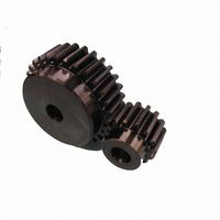 K standard pinion gear (module 2.5) full-depth tooth pressure angle 20°