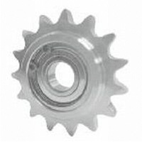 Standard stainless steel idler sprocket