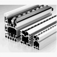Aluminum Frame for Faster Carrier Chains, Type 3