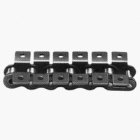 Roller Chain With K1-Type Attachment