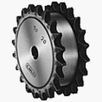 50SD single/double sprocket