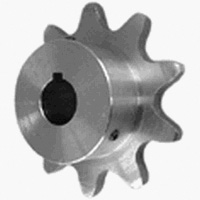FBN2042B finished bore double-pitch sprocket for R roller