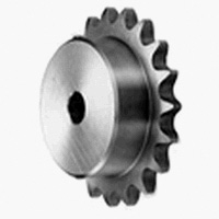 SUS Standard Stainless Steel 2040 Double Pitch Sprocket For S Roller B Type