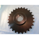 Standard Sprocket - 120B - C type - Semi F Series - Shaft Holes Machined (New JIS Key)