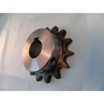 Standard Sprocket, 40B Form, Semi F Series, Shaft Holes Already Established (New JIS Key)