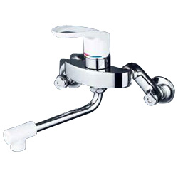 Single Lever Mixing Faucet for Kitchens, KM5000