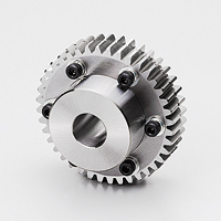 Control Backlash Gear m1