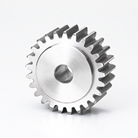 Spur Gear m5 S45C Type