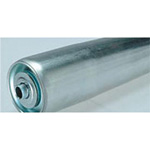 Steel taper roller (roller for conveyor)  M Series (R500)  diameter φ 42.7 x width 300-700