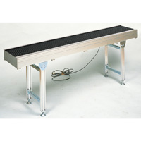 ø18 mm Round Belt-Driven Roller Conveyor
