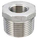 Stainless Steel, Threaded Pipe Fitting, Bushing [B]