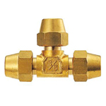 Copper Tube Fittings, Fittings for Flared Type Copper Tube, Flared Type Tees