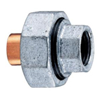 Copper Tube Fitting, Copper Tube Fitting for Hot Water Supply, Copper Tube FC Union