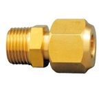 Copper Pipe Fitting, Flare Copper Pipe Fitting (Refrigerant Compatible Part), Flare Outer Thread Adapter