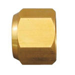 Copper Tube Fittings - Fittings for Flare Copper Tube (Refrigerant Compliant) - Flare Nut