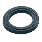 Faucet and related products flexible tube rubber packing with ribs
