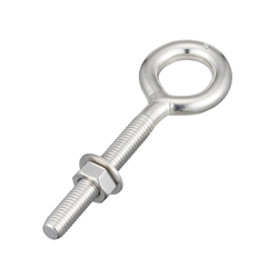 Stainless Steel Long Eye Bolt