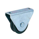Heavy Duty Caster Wheel With Frame (V-Type) C-1000