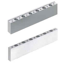 Height Adjusting Blocks for Miniature Linear Guides - Standard Rail Type