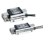 Pneumatically Driven Linear Guides - MPPT12 Series