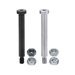 Pivot Pins - Lock Nut with Hex Socket Head