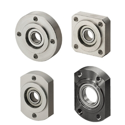 Bearings with Housings - Standard with Pilot, Retained