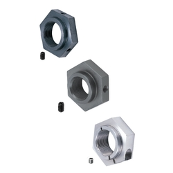 Bearing Lock Nuts - Hexagon