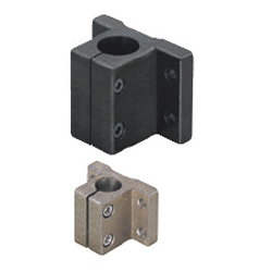 Brackets for Device Stands - Side Mounting Casting Type