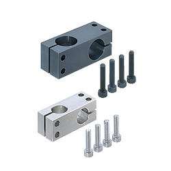 Strut Clamps - Equal Dia., Perpendicular Configuration / Equal Dia., Perpendicular Configuration, Reversed
