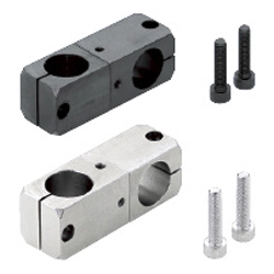 Strut Clamps - Equal Dia., Rotation / Unequal Dia., Rotation