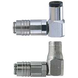 Air Couplers/One-Touch Connector/Socket/90 Deg. Elbow
