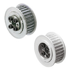 Keyless Timing Pulleys - T5 - MechaLock Standard Type Incorporated (With Centering Function)