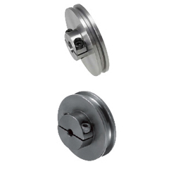 Pulleys for Round Belts - Clamping Type