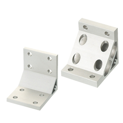 Thick Brackets / Ultra Thick Brackets - For 2 or More Slots - For 8-45 Series (Slot Width 10mm) Aluminum Extrusions