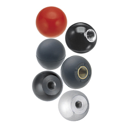 Ball Knobs/Resin