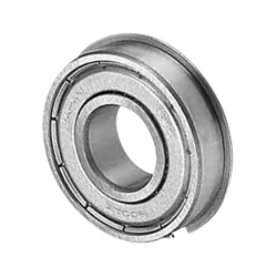 Deep Groove Ball Bearing with Retaining Rings/Double Shielded
