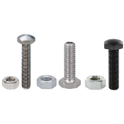 Locating Bolts - Round Head - Hex Socket Round Head