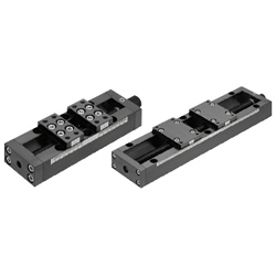 [Simplified Adjustments] X-Axis, Left/Right Screw, Open/Close Width Adjusting Units / Rack & Pinion, Standard, Standard/Precision Grade - Open/Close Width Adjusting Units