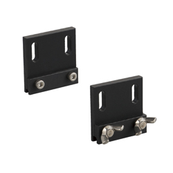 Dedicated Attachment Brackets for Channel Brushes - Horizontal Mount