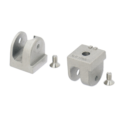 Free Angle Brackets - For 5 Series (Slot Width 6mm) Aluminum Frames